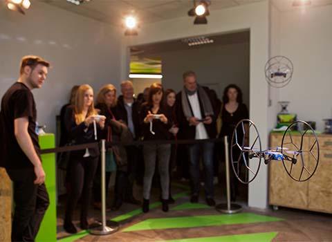 mobilcom-debitel: Pop-Up Store von Agentur Preussisch Portugal aus Hamburg