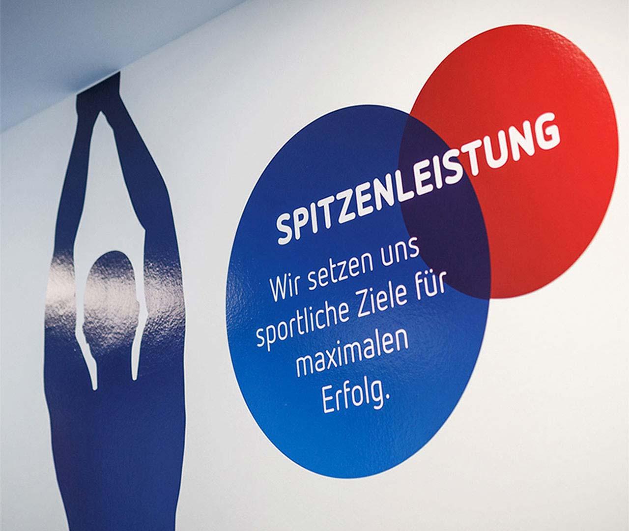 Sport-Thieme Markenwerte: Grafik von der Agentur Preussisch Portugal aus Hamburg