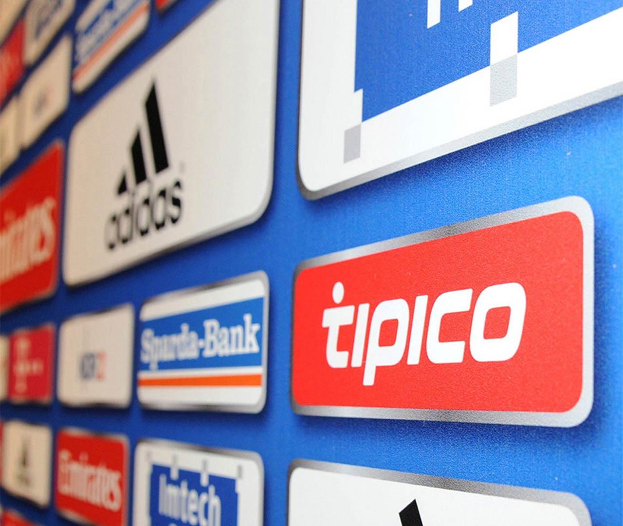 Tipico-Logo von der Designagentur Preussisch Portugal aus Hamburg