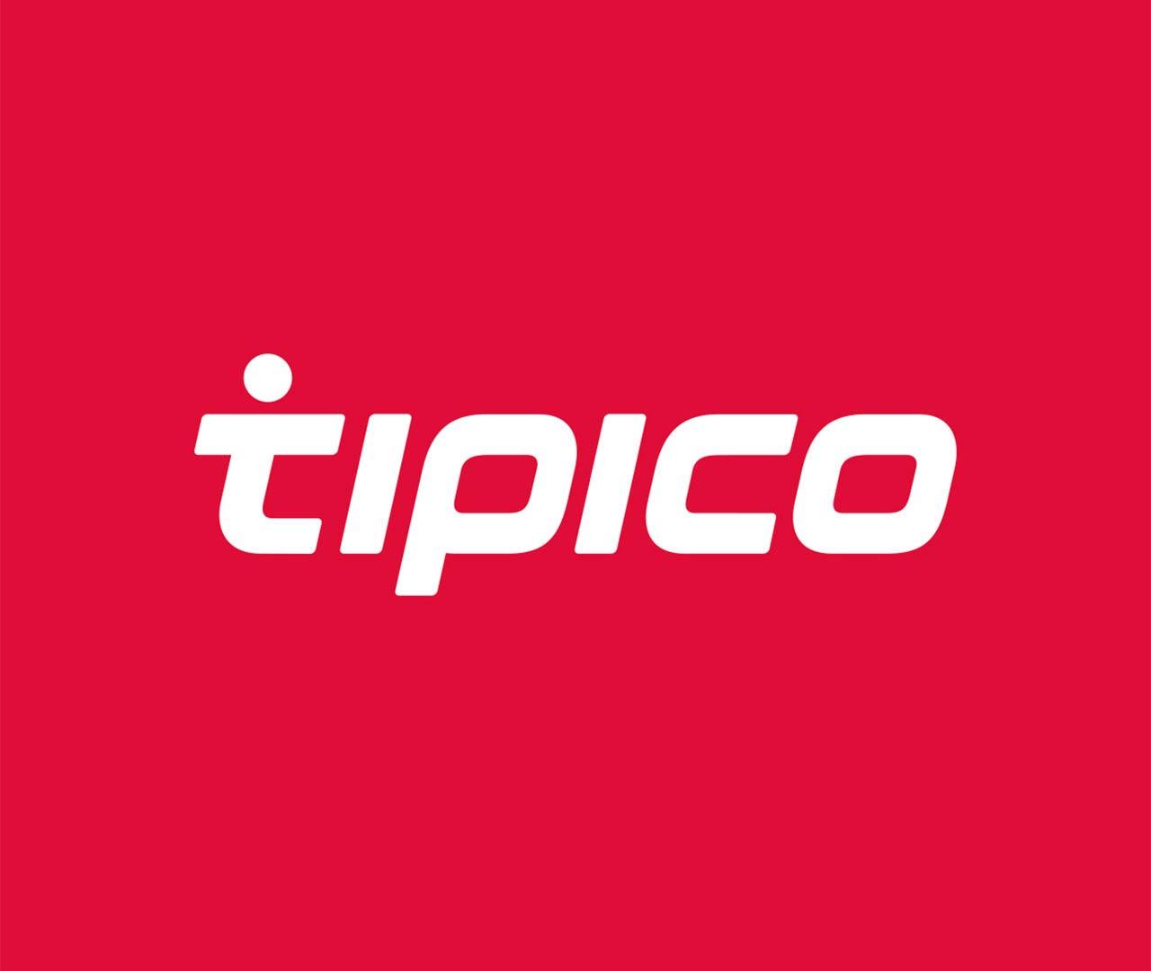 Tipico Logo: Corporate Design von der Designagentur Preussisch Portugal