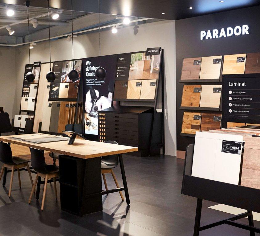 Parador PoS-System 2018