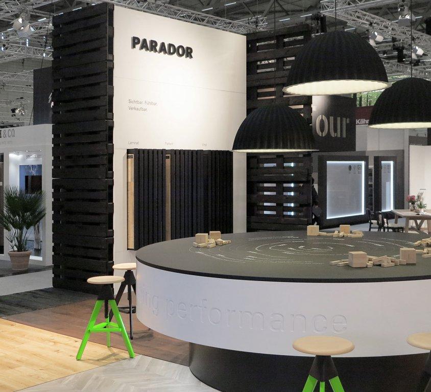 Parador Messe-Design Branchentag 2015