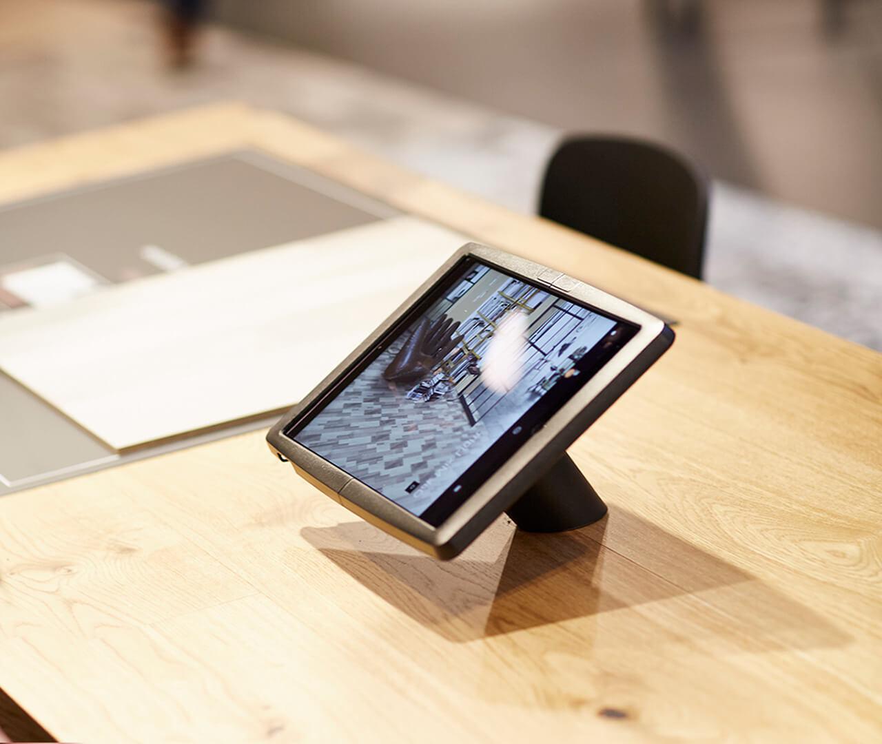 Parador Digitaler PoS: Shopdesign von Preussisch Portugal aus Hamburg