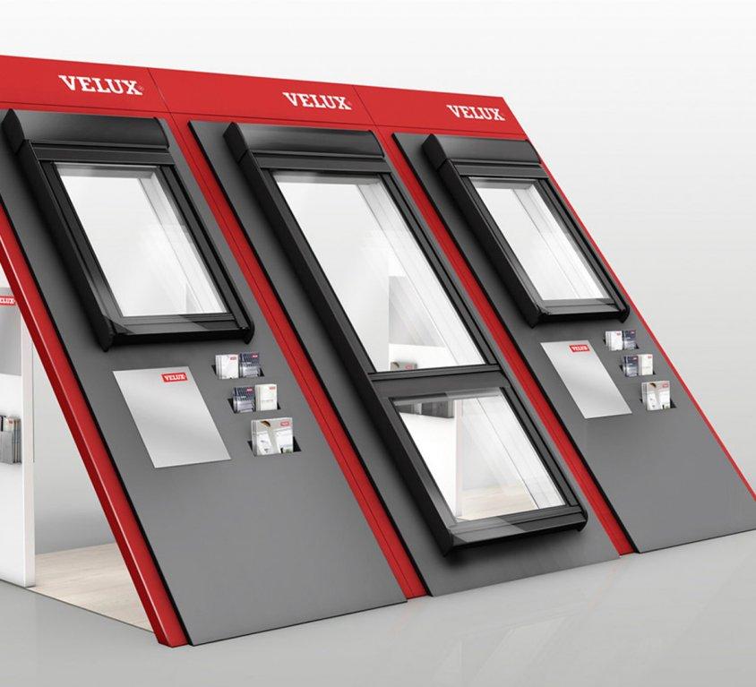 Velux Shop-System