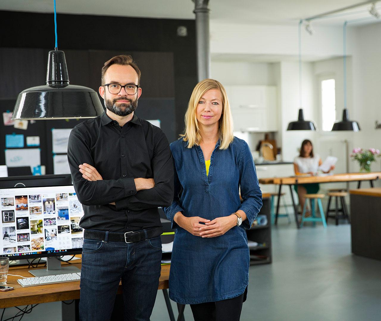 Preussisch Portugal Inhaber: Martim Barrento und Christine Rathjen