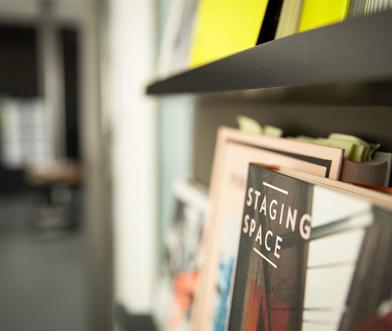 Designagentur: Designbücher