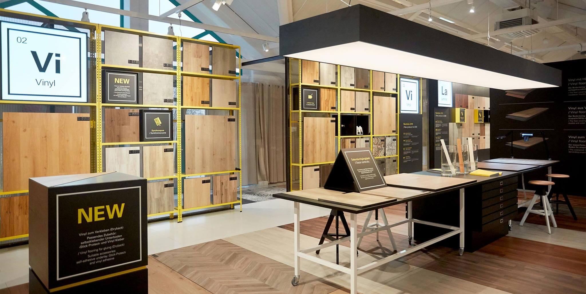 Parador: Ausstellungsdesign Handelstage 2018 von Designagentur Preussisch Portugal aus Hamburg