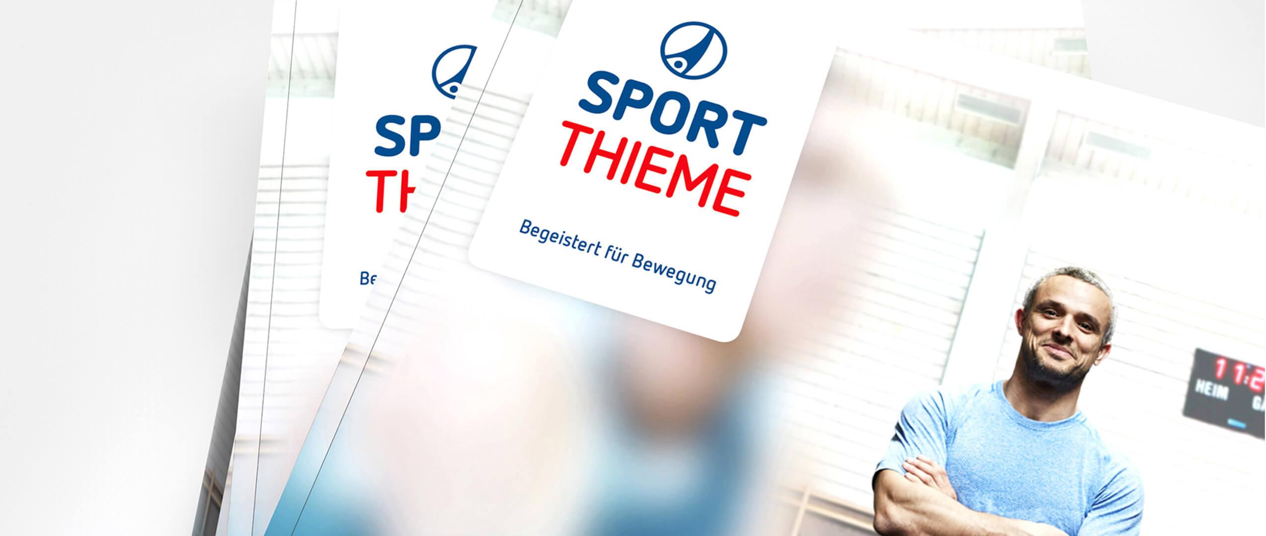 Sport-Thieme Corporate-Design-Studie von Agentur Preussisch Portugal aus Hamburg