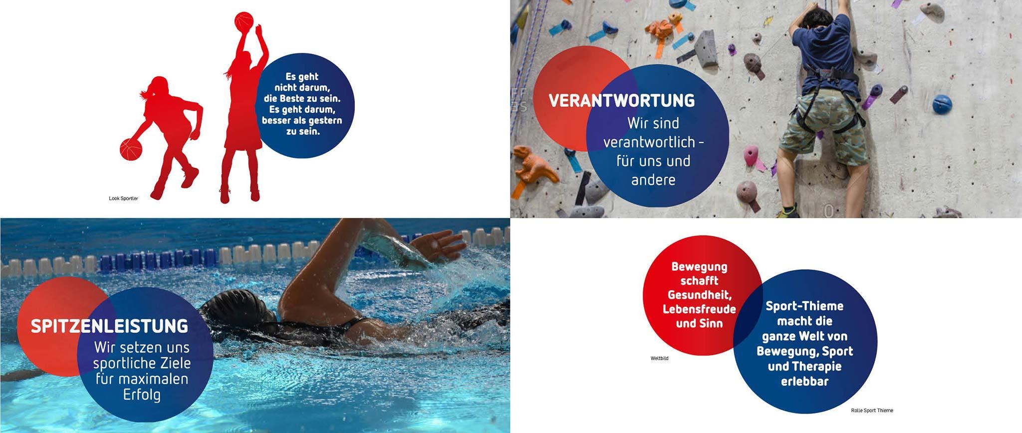 Sport-Thieme: Markenwerte und Visionen