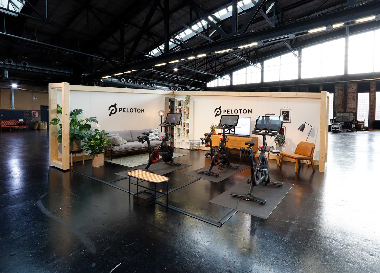Peloton Sweatlife Berlin 2019: Messeauftritt von Preussisch Portugal