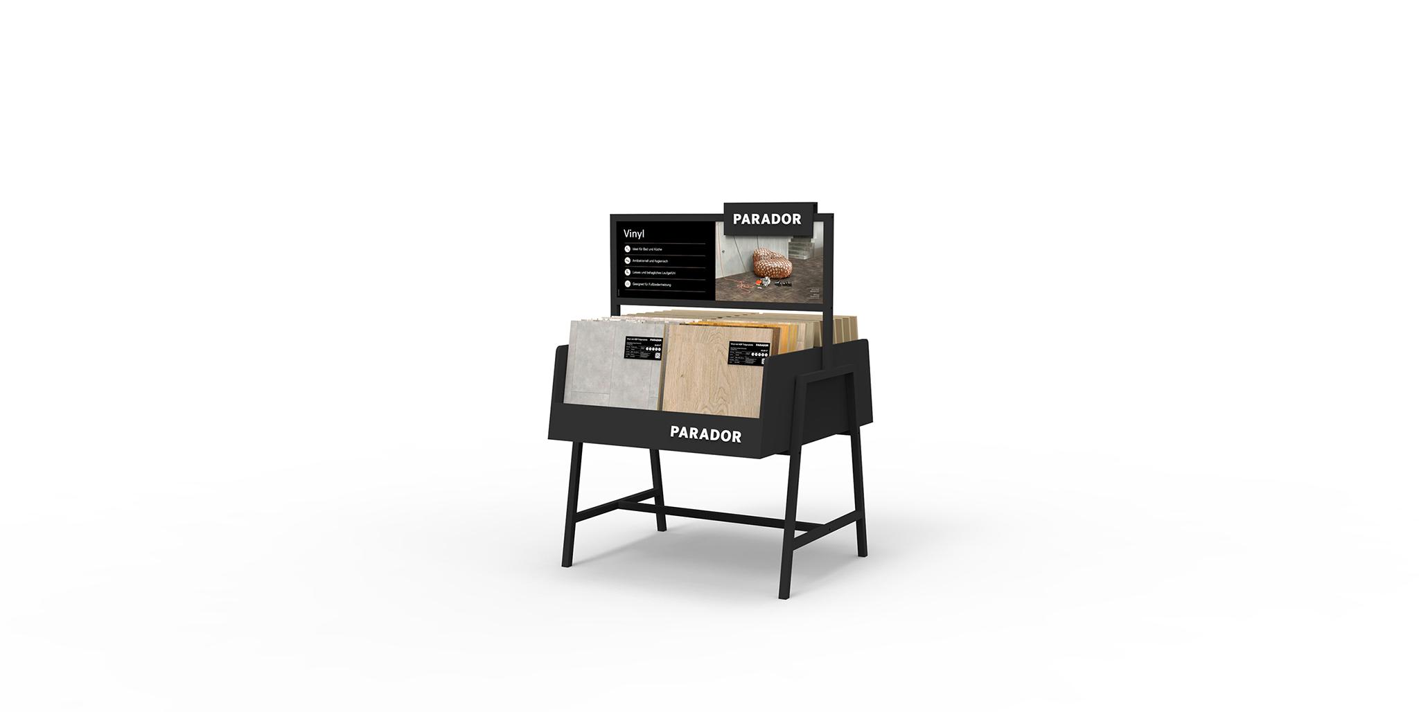 Parador PoS-System: Modulsystem von Preussisch Portugal aus Hamburg
