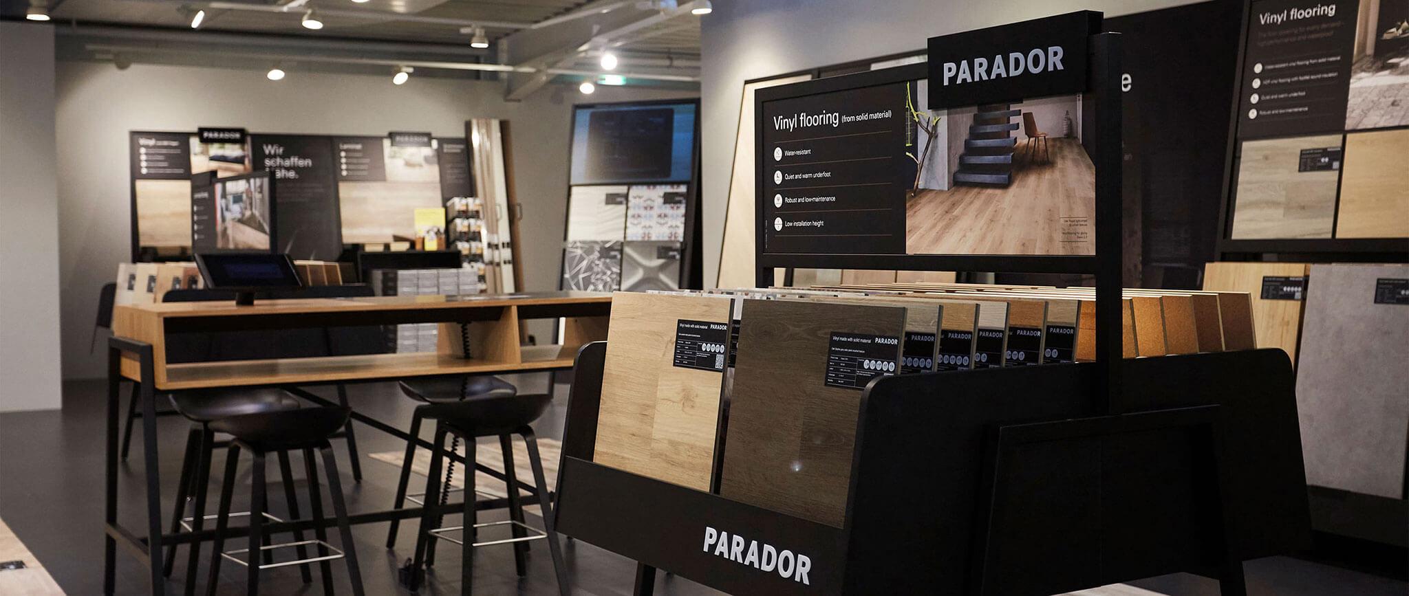 Parador PoS-System: Shopdesign von Agentur Preussisch Portugal aus Hamburg
