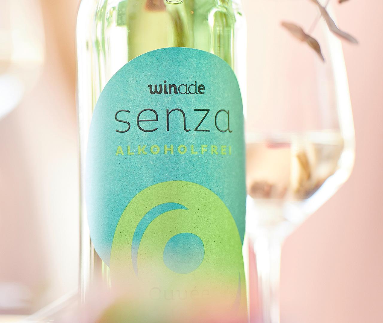 Detail Verpackungsdesign Senza